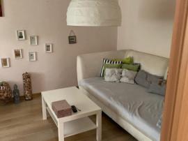 COLOSSEUM:Ap. 2 camere,decomandat,mobilat/utilat-Sp.Judetean