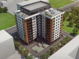 Apartament 2 camere, Decomandat, Sky Garden Tower