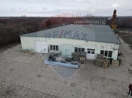 Spațiu industrial hale cu teren in zona Mihai Bravu Ploi...
