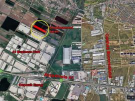 Teren 7127mp Dragomiresti-Deal contructii vile si industrial