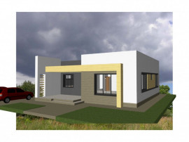 BASCOV | Casa individuala | teren 310 mp | Proiect NOU