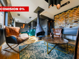 Casa cu design unic, view superb, comision 0