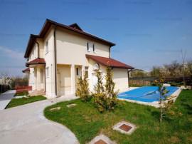 Vila cu piscina in Saftica -Ilfov