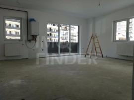 Apartament 3 camere, imobil nou cu CF, Buna Ziua, 78 mp