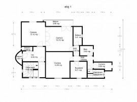 Apartament cu 4 camere, zona Arcul de Triumf