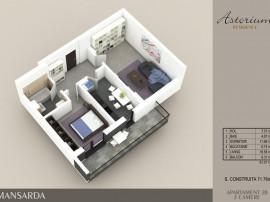 2 camere - Ideal Prima Casa - Astorium Residence