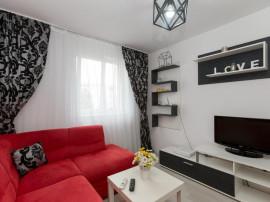 Apartament 2 camere complet mobilat si utilat la 450 euro