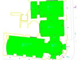 Zona Universitate: Spatiu comercial deosebit, 186mp.