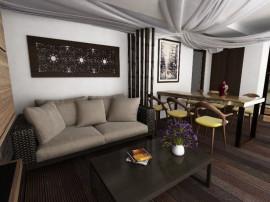 Apartament penthouse Domenii 4 camere si terasa de 80 mp