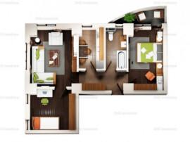 Apartament cu 3 camere, Cug (Complex rezidential)