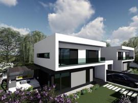 1/2 Duplex Modern cu Garaj zona Cora