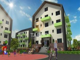 Apartament cu 2 camere decomandate de in Sibiu zona Turniso