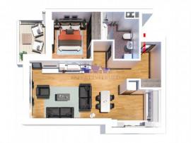Comision 0, apartament 2 camere, Tatarasi, finalizat, 57mp