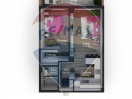 Direct Dezvoltator | 2 camere 54.1 | Apartamentul ideal