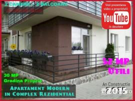 Apartament Modern cu 2 Camere Complet Mobilat in Magurele