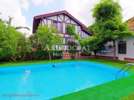 Casa cu piscina in Corbeanca