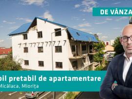 Oportunitate de investiție în zona Miorita