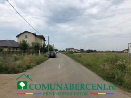 Teren intravilan la intrare in Comuna Berceni - Str.Macului
