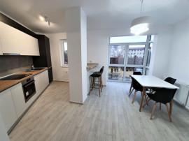 Apartament in zona centrala bloc nou mobilat utilat