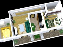 Apartament cu 3 camere, zona Aleea Tudor Neculai, 59500 euro