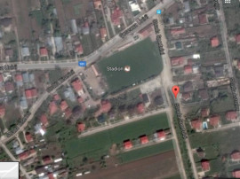Teren intravilan constructie vila Corbeanca-Tamasi 770 mp