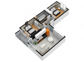 Apartament cu 3 camere | Direct dezvoltator | Mihai Viteazul