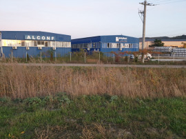 Teren 6000mp Hale industriale și productie