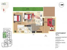 Apartament 3 Camere - Delfinului - Mega Mall - Citta - C....