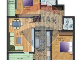 Apartament 3 camere | Constructie 2020 | Pret imbatabil!