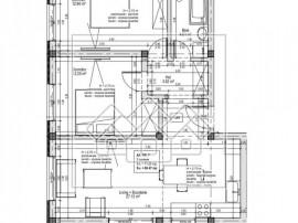 Apartament 3 camere -60 mp- ansamblu nou - pret avantajos