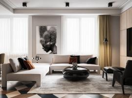 Apartament 3 camere + curte 70 mp bloc nou