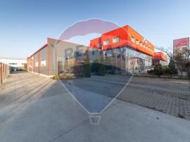 Hala industriala de vânzare în zona Micalaca