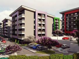 Apartament 2 camere, Oscar Rainbow, Pacurari, 68,57 mp