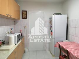 Apartament cu 2 camere, 2 balcoane, DECOMANDAT, in zona Lip