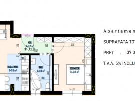 Apartament 2 camere Diamantului Residence Bragadiru