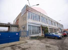 Hală industrială de vânzare, Calea Radnei