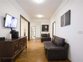 Unirii-Centru Vechi-Apartament 4 camere-bloc fara bulina