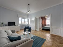 Apartament interbelic elegant Armeneasca Mosilor