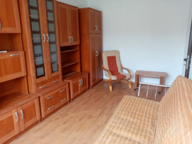 Apartament 1 camera et.1, mobilat, utilat, cu CT