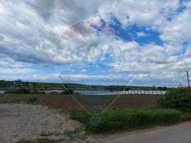 Teren 1283 mp x 3 loturi Ciofliceni vedere Lac Snagov