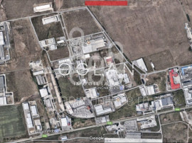 Teren constructii industriale Zona Aeroport Sbiu