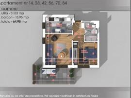 Apartament 2 camere -Titan-Metrou 1 Decembrie 1918