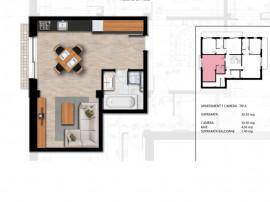 Apartamente noi Bucium 1,2,3 camere