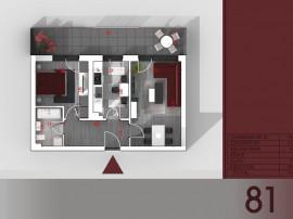 Apartament 2 camere -METROU-TITAN - PARC I.O.R