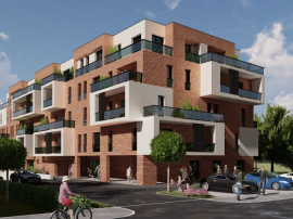 Studio etaj 2/4, 46mp, Bd.Pipera ThE Class Apartments 3.