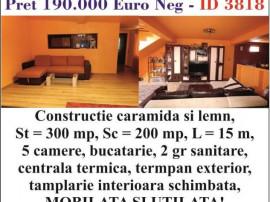 Case de TOP zona Centrala-Ultracentrala, Finisaje Moderne