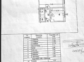 Obor - Apartament 3 camere, semidecomandat, et. 2