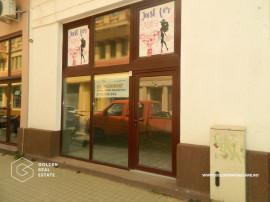 Spatiu comercial cu vitrina la strada, 35mp, Mihai Eminescu