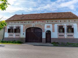 Casă traditionala saseasca in Martinesti, jud. Hunedoara
