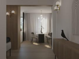 Case în Șos. Pipera-Tinari, 510 mp teren, finalizare 2021